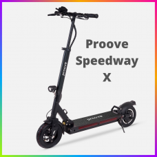 Електросамокат Proove Speedwey X robot scooter electric